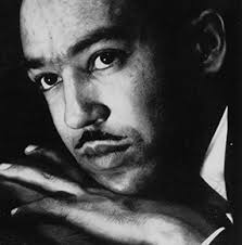 American poet Langston Hughes