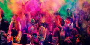 The Hindu Holi Festival